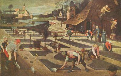 La récré des maths 8 : L'énigme du jardinier