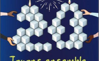 20ème Salon Culture et Jeux Mathématiques à Paris