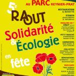 Raout Écologie et Solidarité 2019