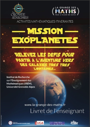 Mission Exoplanetes