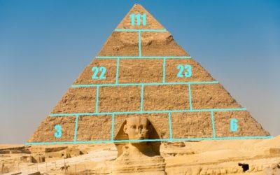 La récré des maths 20 : Pyramide