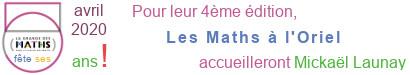 La Grange des Maths fête ses 5 ans !