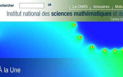 CNRS – Présentation de la Grange des Maths