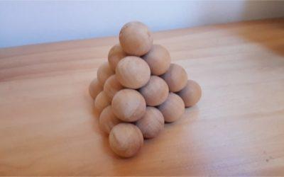 La récré des maths 36: Encore une pyramide